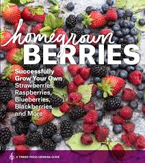 Book Cover Homegrown Berries.