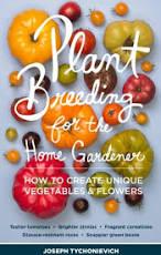 Book Cover Plant Breeding for the Home Gardener