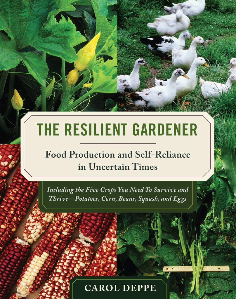 Book Cover The Resilient Gardener