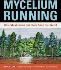 Book jacket for Mycelium Running