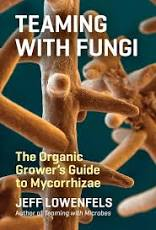 Book cover for Teaming with Fungi